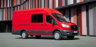 Ford Transit wallpaper 2014