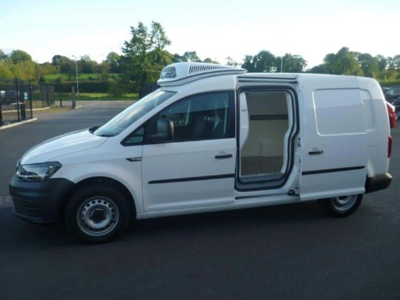 Volkswagen Caddy conversion by TBC Conversions 01