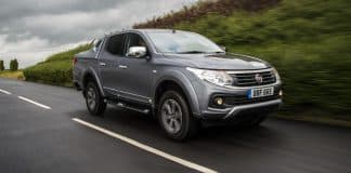Fiat Fullback wallpaper | The Van Expert