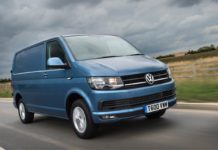 Volkswagen Transporter T6 BlueMotion