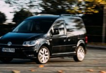 Volkswagen Caddy Black Edition 02