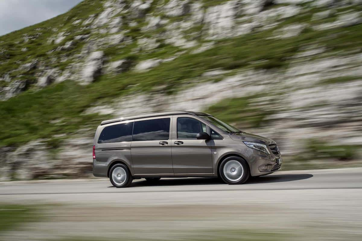 Mercedes Benz Marco Polo Camper Goes On Sale News The Van Expert
