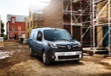 Renault Kangoo ZE gets improved range