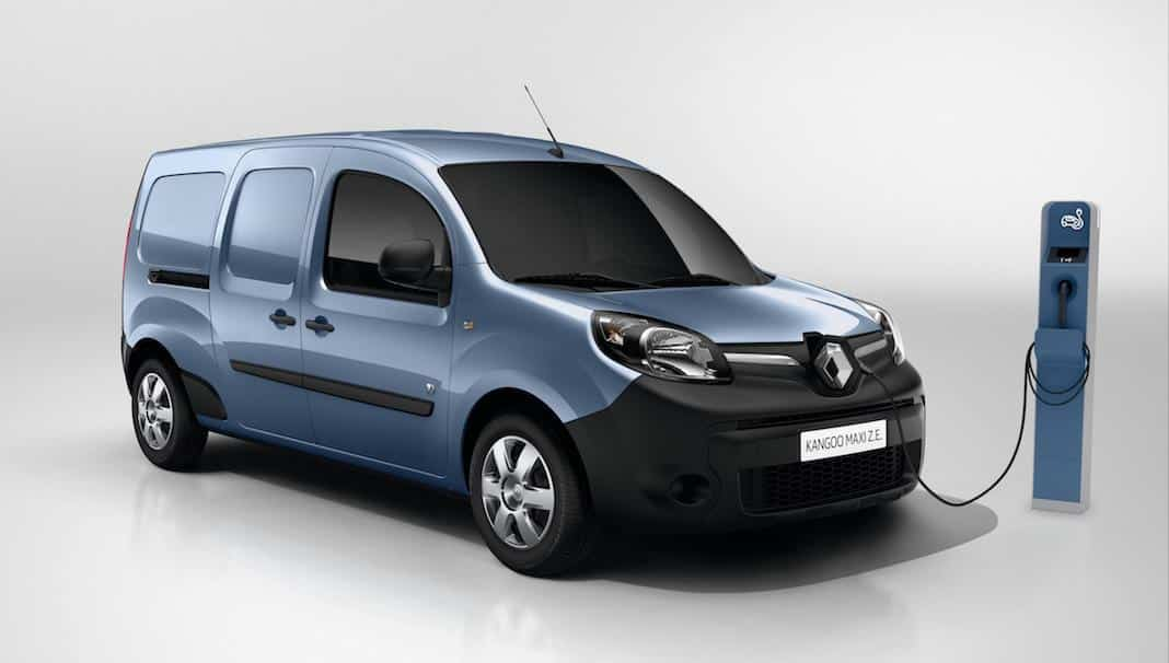 Renault Kangoo ZE gets 50 per cent better range