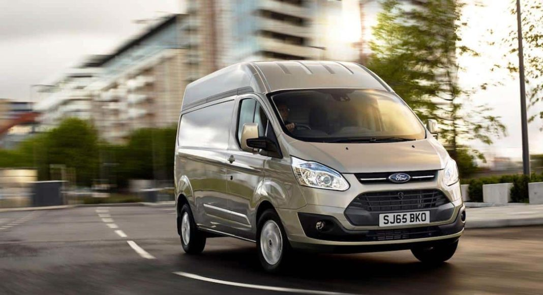 Ford Transit Custom plug-in hybrid set for launch in 2019