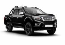 Nissan Navara Trek-1º limited edition model