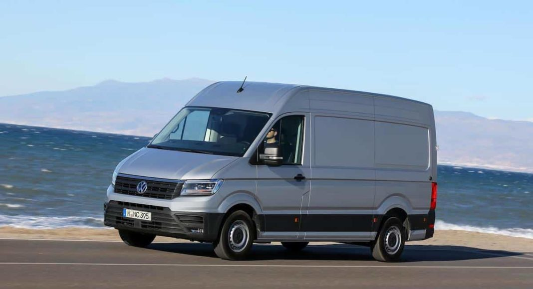 The new Volkswagen Crafter is now available to order in the UK
