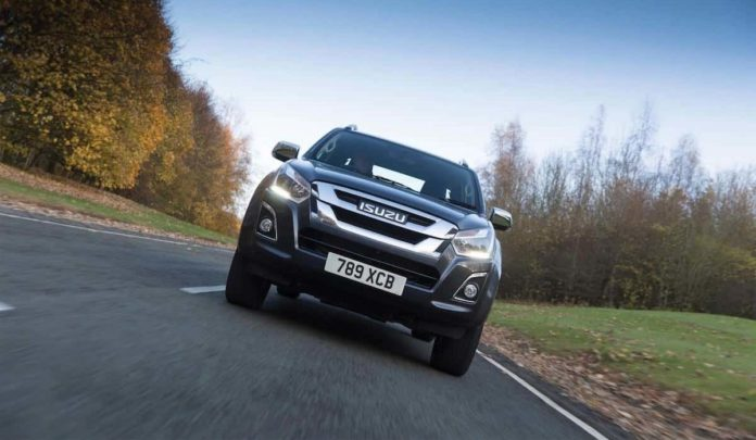 Isuzu D-Max to be unveiled at CV Show
