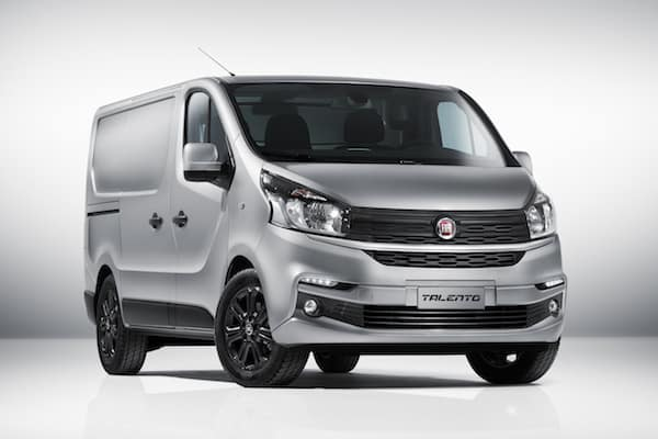 ... Fiat Talento, and also the...