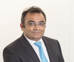 Ashwani Gupta, senior vice president of LCVS for the Renault-Nissan Alliance
