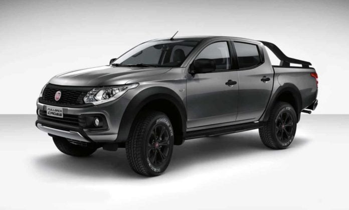 The new Fiat Fullback Cross has been unveiled at the Geneva Motor Show