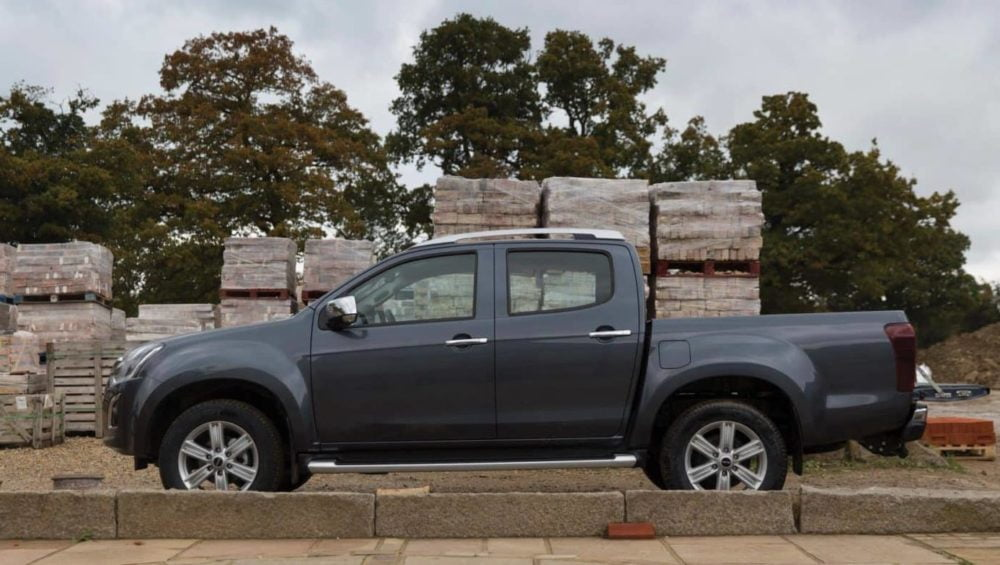 Isuzu have released details of pricing and specification for its new D-Max range