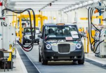 London Taxi Company opens new £300m factory (The Van Expert)
