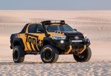 Toyota Hilux Tonka concept (The Car Expert)