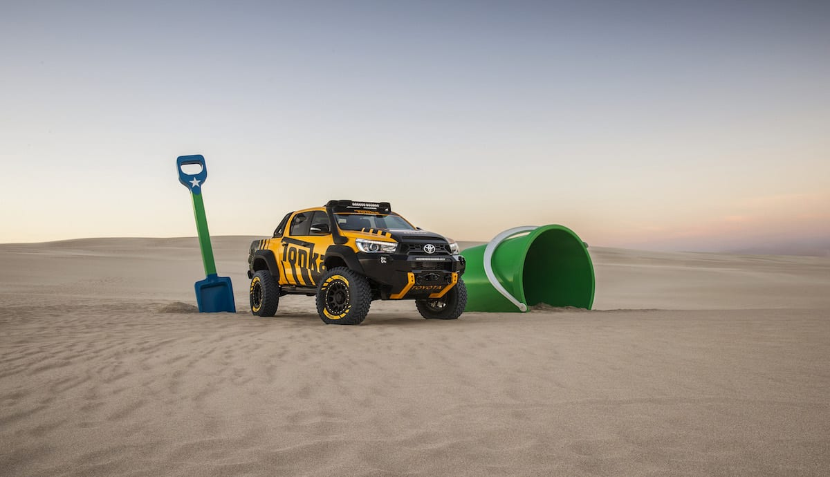 Toyota Hilux Tonka concept 02 (The Car Expert)