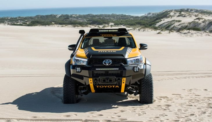 Toyota Hilux Tonka concept 04 (The Car Expert)