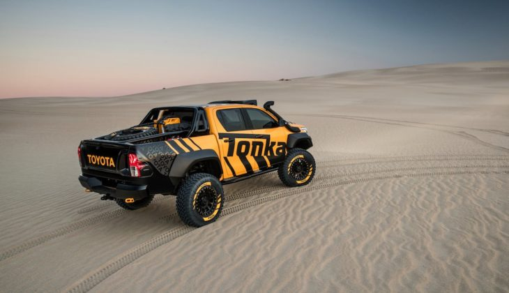 Toyota Hilux Tonka concept 05 (The Car Expert)