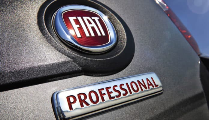 Fiat Professional at the 2017 CV Show (The Van Expert)