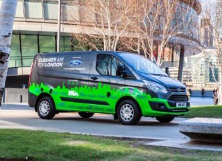 Ford Transit PHEV (The Car Expert)