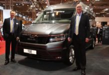 MAN TGE van at CV Show 2017 (The Van Expert)