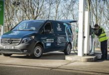 Mercedes-Benz Vito of HTEC