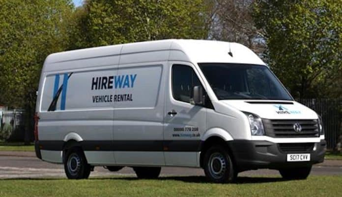 Hireway adds Volkswagen CVs to fleet (The Van Expert)