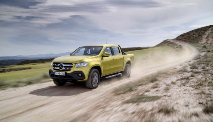 Mercedes-Benz X-Class revealed | The Van Expert
