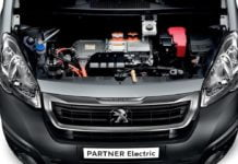 Peugeot Partner L2 Electric for Royal Mail