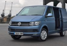 Volkswagen Transporter - now available with a petrol engine