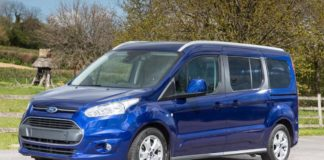 Ford Grand Connect Flame - Qualified Vehicle Modifier