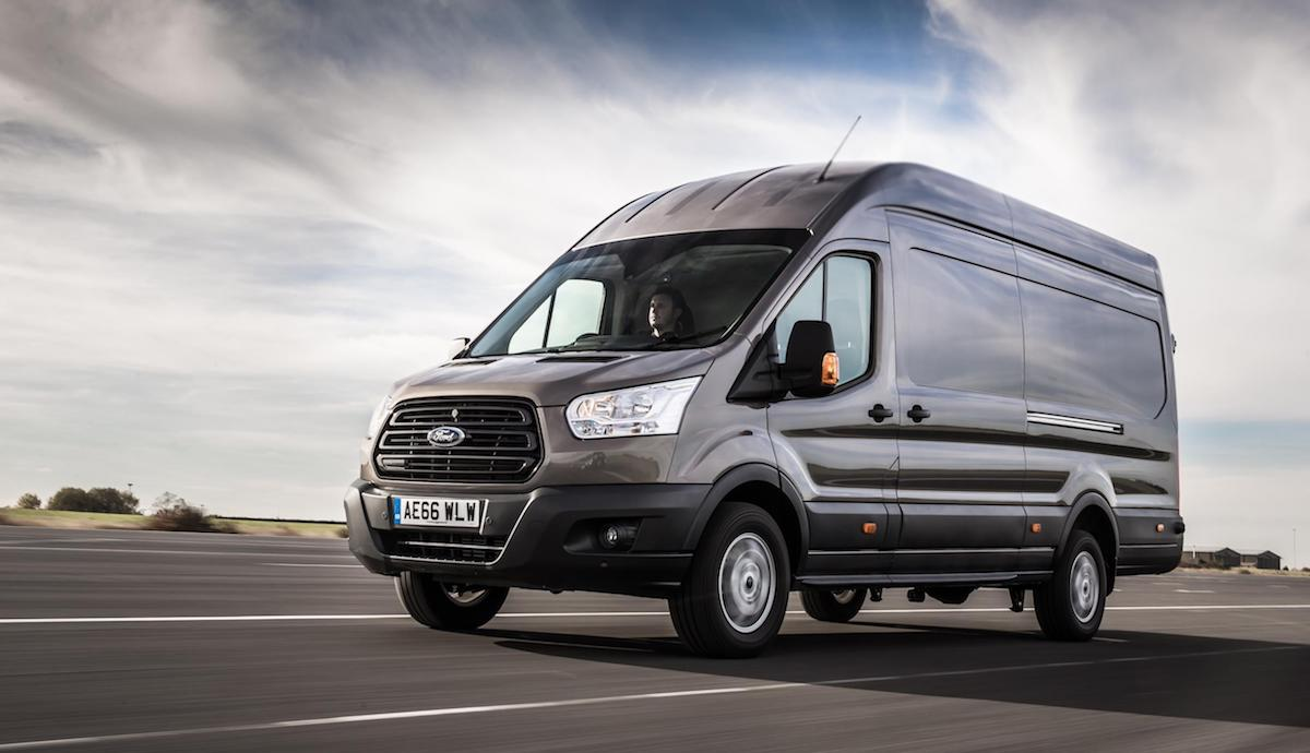 The Ford scrappage scheme means a £2,000 part-exchange allowance on a new Transit
