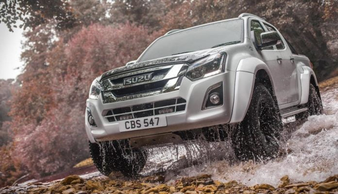 D-Max Arctic Trucks AT35