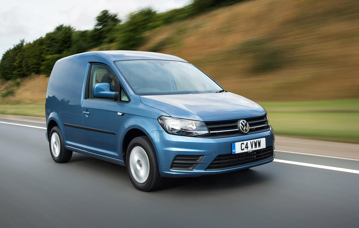 Volkswagen Caddy The Van Expert