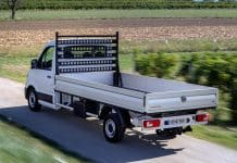 Volkswagen Crafter pick-up The Car Expert