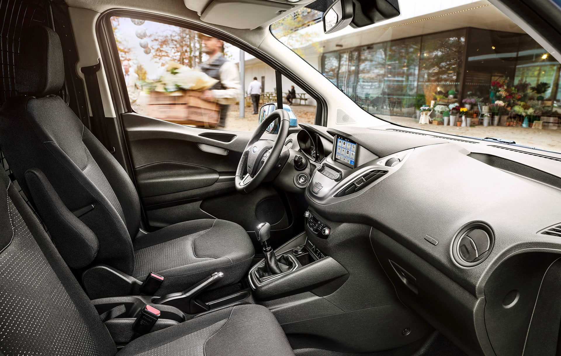 Ford Transit Courier The Car Expert