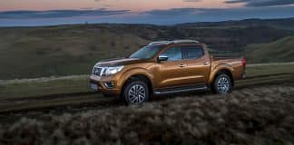 Nissan Navara review 2018 (The Van Expert)