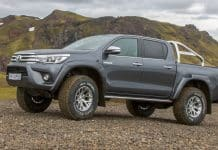 Toyota Hilux Arctic Trucks AT35 (2018)
