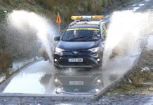 Toyota Wales Rally GB