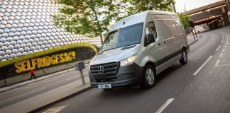 Mercedes-Benz Sprinter review 2018 (The Van Expert)