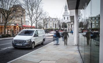 Mercedes-Benz Vito August 2018