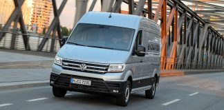 Volkswagen e-Crafter wallpaper | The Van Expert