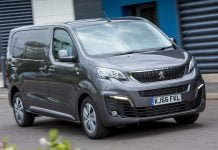 Peugeot Expert test drive wallpaper | The Van Expert