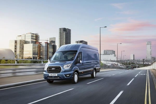 Ford Transit | The Van Expert