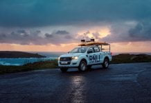 Ford Ranger for RNLI | The Van Expert
