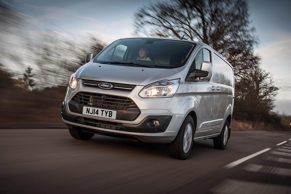 2014 Ford Transit Custom | The Van Expert