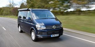 Volkswagen California test drive review wallpaper