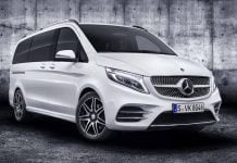 Mercedes-Benz V-Class facelift | The Van Expert