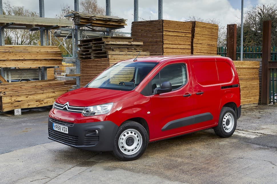 Citroën Berlingo review - front 1 | The Van Expert