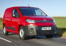 Citroen Berlingo review wallpaper | The Van Expert