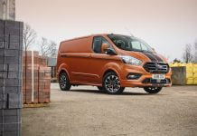Ford Transit Custom | The Van Expert